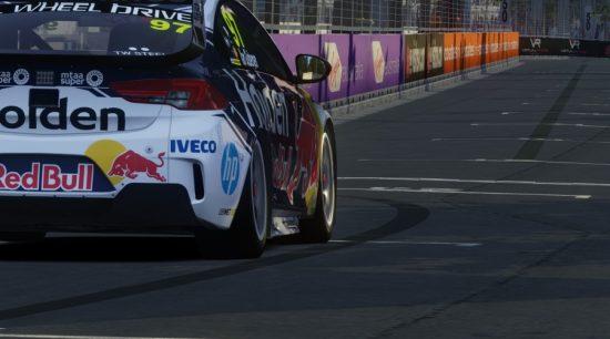 Newcastle 500 car racing game